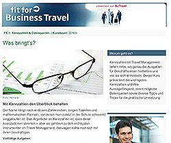 Screenshot Website fit-for-business-travel.fvw.de