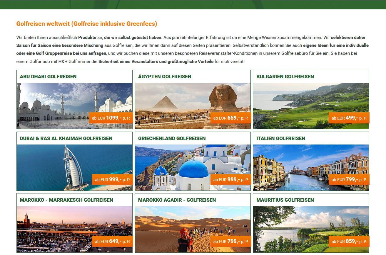 Screenshot Website www.proscott.de